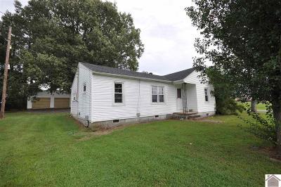 Calvert City Single Family Home Contract Recd - See Rmrks: 45 Butler Lane