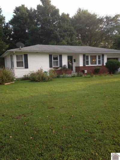 Mayfield Single Family Home Contract Recd - See Rmrks: 502 Barger St