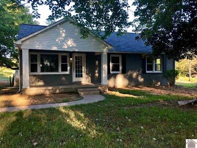 Marshall County Single Family Home For Sale: 1184 Mount Moriah Rd