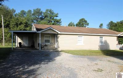 Marshall County Multi Family Home For Sale: 2971 Sharpe Elva Road