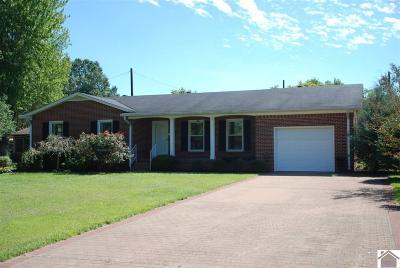 Murray Single Family Home For Sale: 903 Fairlane
