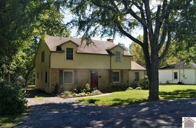 Murray Single Family Home For Sale: 303 S 13th