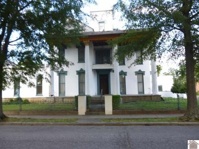 Paducah Commercial For Sale: 304 N 6th St