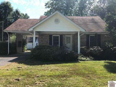 Murray Single Family Home For Sale: 7219 State Route 94 W
