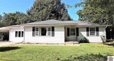 McCracken County Single Family Home Contract Recd - See Rmrks: 8545 Old Mayfield Road