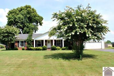Murray Single Family Home For Sale: 1301 Kirkwood Dr