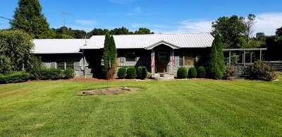 Murray Single Family Home Contract Recd - See Rmrks: 1896 Thurmond Rd