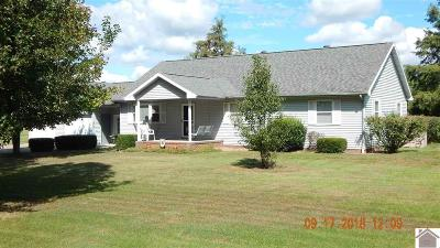 Benton Single Family Home Contract Recd - See Rmrks: 101 Hancock Lane
