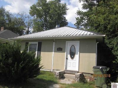 Hopkinsville Single Family Home For Sale: 2111 Canton St.