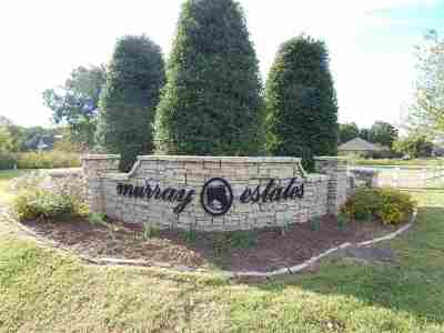 Calloway County Residential Lots & Land For Sale: Lot 43 Murray Estates Drive