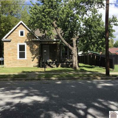 McCracken County Single Family Home For Sale: 1217 Tennessee St