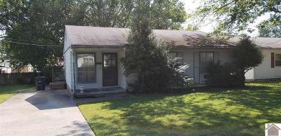 McCracken County Single Family Home For Sale: 3250 Alabama