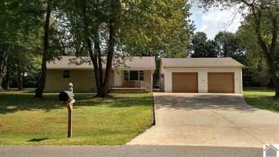 Calloway County Single Family Home For Sale: 146 Oakcrest Drive