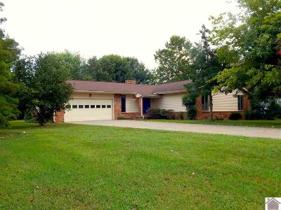 Murray Single Family Home For Sale: 1545 Whippoorwill Dr