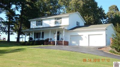 Calvert City Single Family Home Contract Recd - See Rmrks: 1049 E 5th Ave