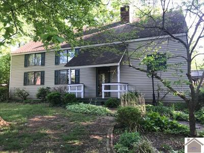McCracken County Single Family Home Contract Recd - See Rmrks: 231 Canterbury Cove