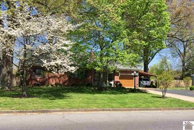 Paducah Single Family Home For Sale: 2957 Jefferson Street