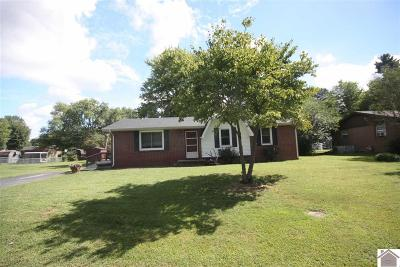 Calloway County Single Family Home For Sale: 1502 Clayshire