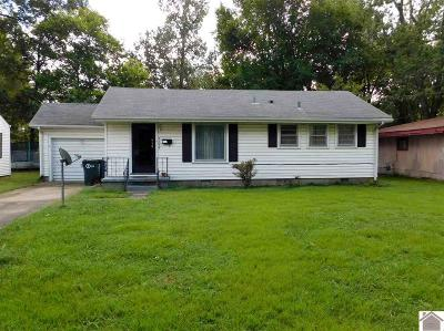 McCracken County Single Family Home For Sale: 2936 Clay