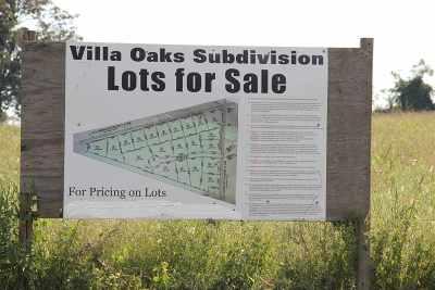 McCracken County Residential Lots & Land For Sale: Lot 15 Jordan Road
