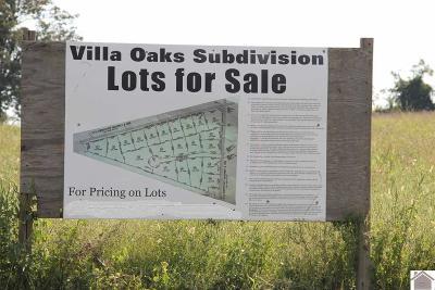McCracken County Residential Lots & Land For Sale: Lot 21 Jordan Road