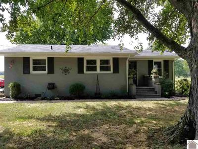 Murray Single Family Home Contract Recd - See Rmrks: 2079 Locust Grove Rd