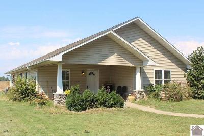 Murray Single Family Home For Sale: 71 Orr Lane