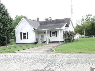 Paducah Single Family Home For Sale: 2728 Clark Street