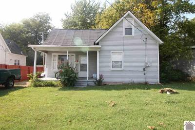 Paducah Single Family Home For Sale: 1403 Old Mayfield Road