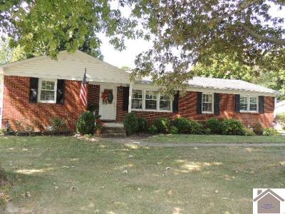 Graves County Single Family Home Contract Recd - See Rmrks: 121 Fairlane Drive