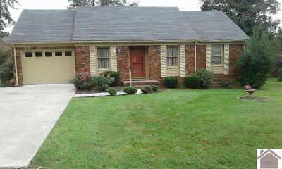 Benton Single Family Home For Sale: 101 E 20th Street