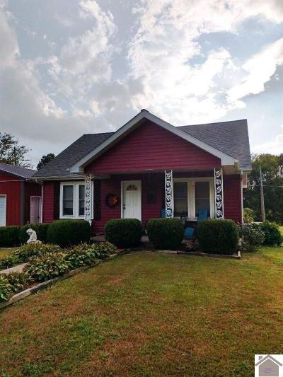 Benton Single Family Home For Sale: 316 Tatumsville Hwy
