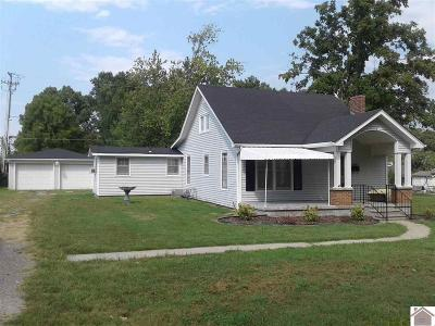 Murray Single Family Home For Sale: 1106 Sycamore