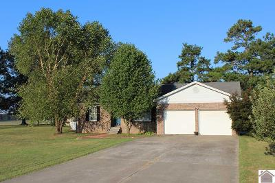 Calloway County Single Family Home Contract Recd - See Rmrks: 2541 Furches Trail