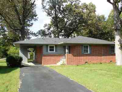 Paducah Single Family Home For Sale: 2425 Harrison Street