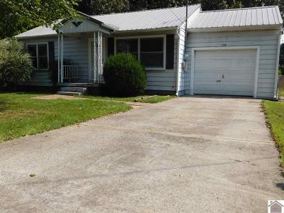 Paducah Single Family Home For Sale: 200 Butler Street