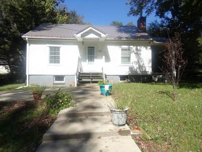 Trigg County Single Family Home For Sale: 59 Perry Street