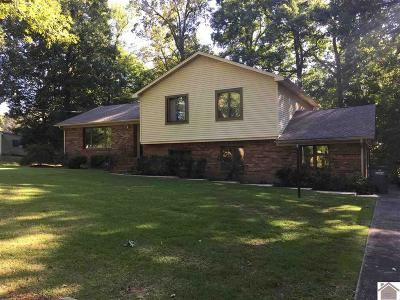 Paducah Single Family Home Back on Market: 501 Cumberland Ave
