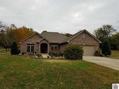 Paducah Single Family Home Contract Recd - See Rmrks: 4940 Benton Road