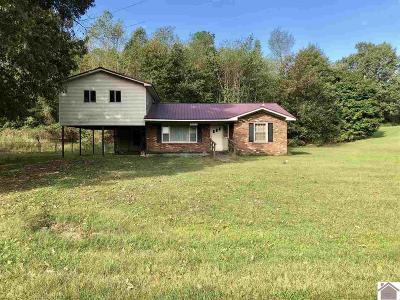 Marshall County Single Family Home Contract Recd - See Rmrks: 2642 Dogtown Rd.