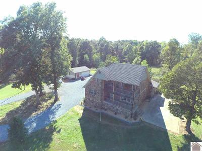 Calloway County, Marshall County Single Family Home Contract Recd - See Rmrks: 2256 Phelps Rd.