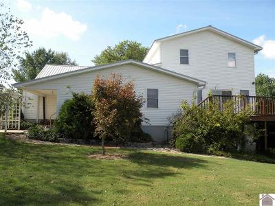 Caldwell County Single Family Home For Sale: 533 Ethridge Road