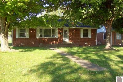 Graves County Single Family Home For Sale: 1221 Murray Street