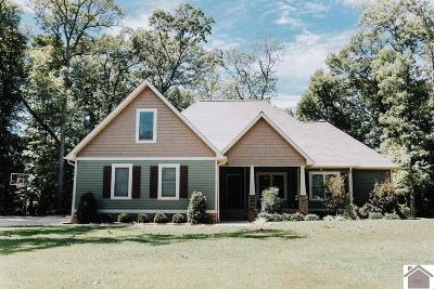 Murray Single Family Home Contract Recd - See Rmrks: 181 Kaitlyn Ln