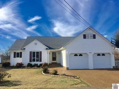 Graves County Single Family Home Contract Recd - See Rmrks: 1537 W Broadway
