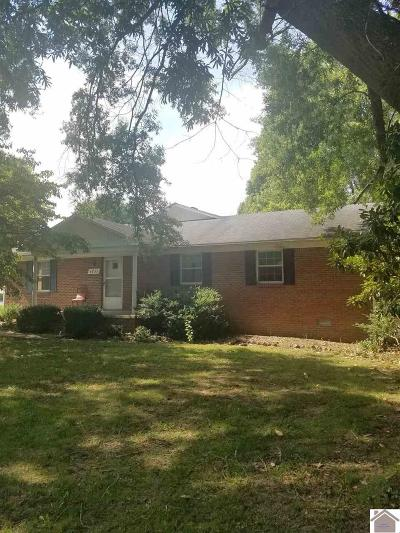 Mayfield Single Family Home For Sale: 1711 S S 10th Street