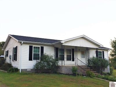 Calloway County Single Family Home Contract Recd - See Rmrks: 2536 Almo Shiloh Road