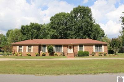 Calloway County Single Family Home For Sale: 1800 Gatesborough Circle