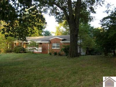 Marshall County Single Family Home Contract Recd - See Rmrks: 309 Merrywood
