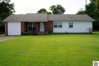 Paducah Single Family Home Contract Recd - See Rmrks: 134 Grogan Circle